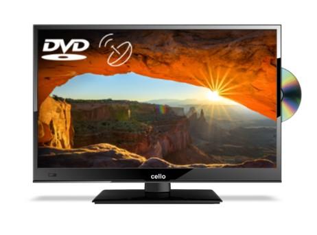 """Cello C16230FT2S2 16"""" LED TV"""