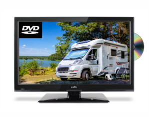Cello 12 Volt C22230FT2 Traveller LED TV