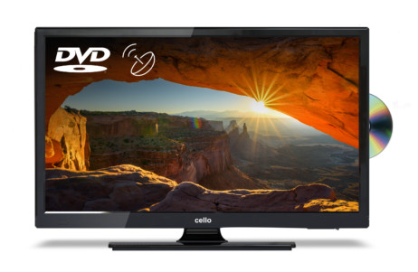 Cello C22230FT2S2 LED TV/DVD