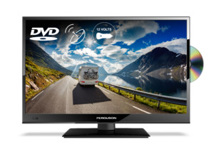 Ferguson F16230FT2S2 12 volt LED TV/DVD