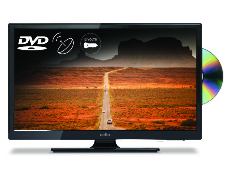 Cello C20230FT2S2 12 Volt LED TV/DVD