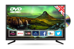 Cello C32SFSD LED TV and DVD