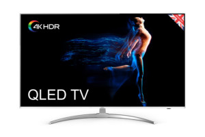 Cello C55SFS4K QLED LED TV