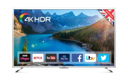 75 inch tv - Cello C75SFS-4K LED TV