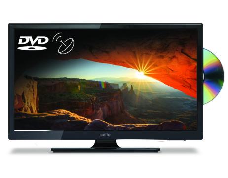 Cello C20230FT2S2 LED TV/DVD