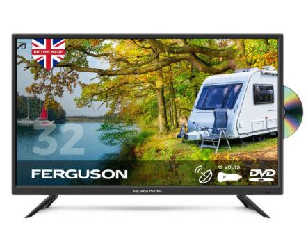 Ferguson-12v-F32F-LED-TV-for-motorhome-HD-Ready-w/-DVD-&-Satellite-Tuner