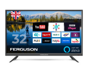 32 Inch Smart TV - Ferguson F32FVP
