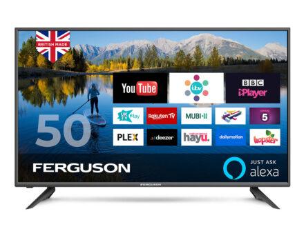 ferguson smart tv - F50FVP 50 inch tv