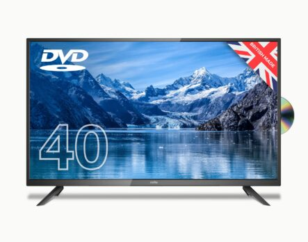 Cello C4020F 40 inch Full HD LED TV With DVD Player and Freeview T2