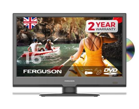 Ferguson-F1620F-16-inch-12v-camper-Full-HD-LED-TV-w/-DVD-Player-&-Freeview-T2-HD