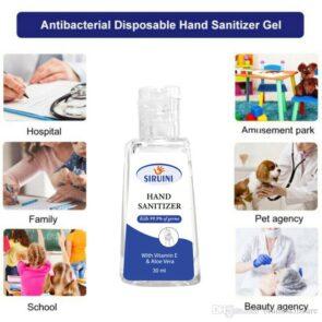 30ml hand sanitiser